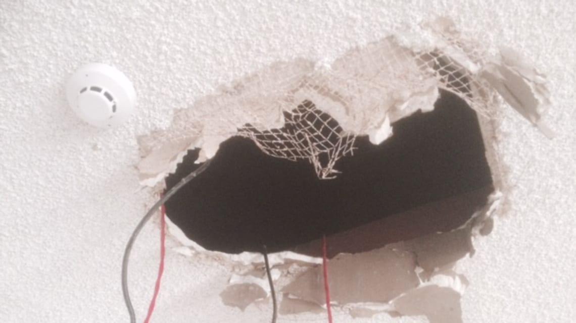 Vermiculite Repairs
