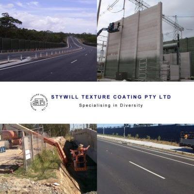 STYWILL TEXTURE COATING PVT LTD