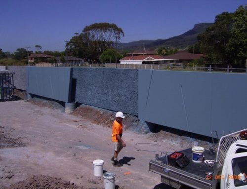 Wollongong Northern Distributer Ext